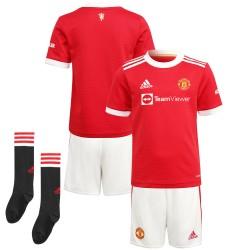 [Mini Kit] Manchester United 2021/22 Mini Home Kit