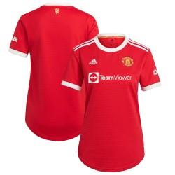 [Women] Manchester United 2021/22 Home Shirt