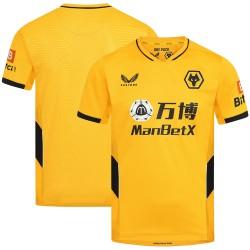 Wolves 2021/22 Home Shirt