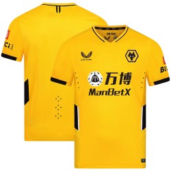 Wolves 2021/22 Pro Home Shirt