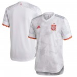 Spain 2021 Authentic Away Shirt