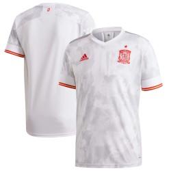Spain 2021 Away Shirt
