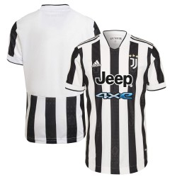 [PLAYER VERSION] Juventus 2021/22 Authentic Home Shirt