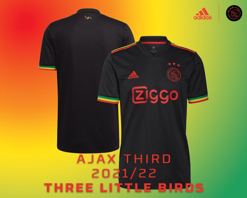 Ajax 2021/22 Third Shirt