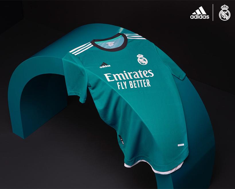 Real Madrid 21/22 Third Shirt