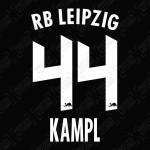 Kampl 44 (Official RB Leipzig 2021/22 Away / Third Name and Numbering) - Bundesliga Ver.