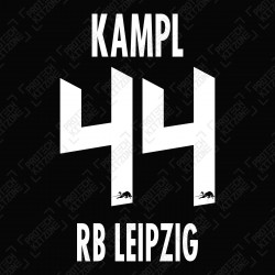 Kampl 44 (Official RB Leipzig 2021/22 Away / Third Name and Numbering) - UEFA CL Ver.