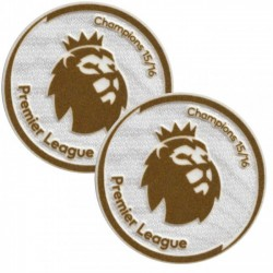 Authentic Sporting ID The Premier League Champions Patch 2016/17 (15-16 Winners) - Player Size