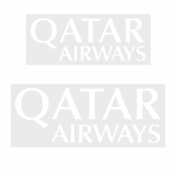 Qatar Airways Official Printing for Barcelona Fc 2016/17 Home / Away Shirt