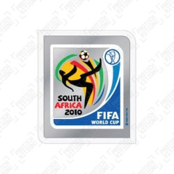 Official FIFA 2010 South Africa World Cup Sleeve Patch
